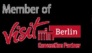 visitBerlin Convention Partner Member
