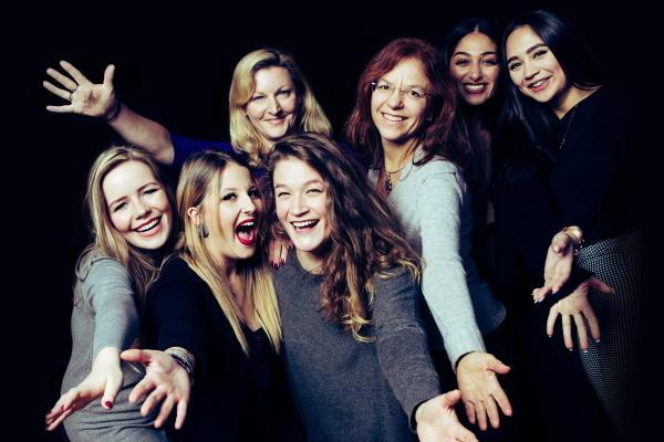 Willkommen bei der AVMS GmbH - unsere starken Frauen