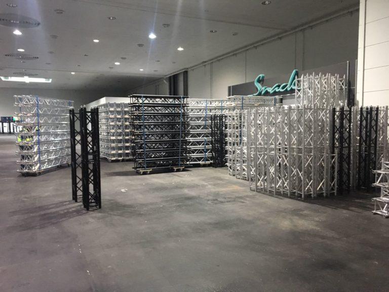 Saubere Lagerhaltung bei der AVMS GmbH