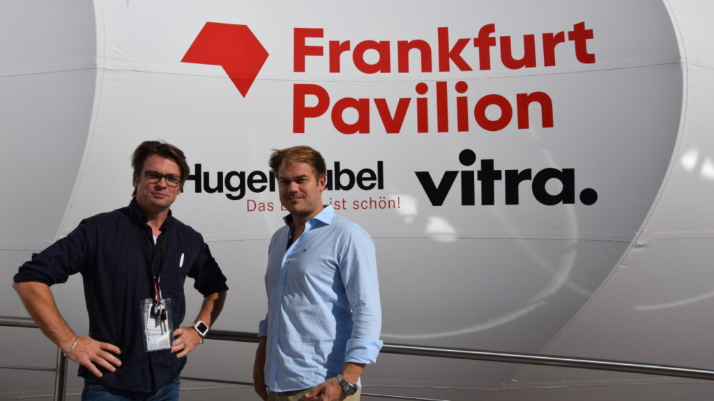 Frankfurt Pavilion