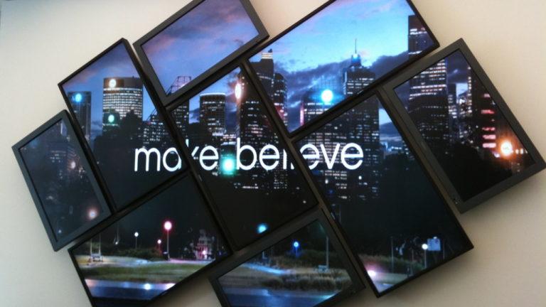 Monitor Mosaik