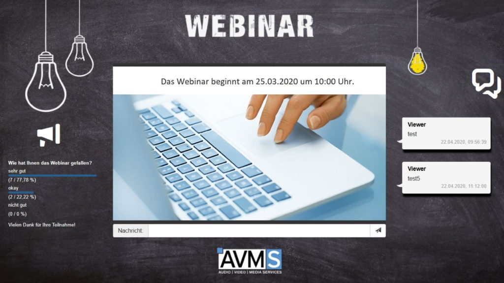 AVMS Webinar