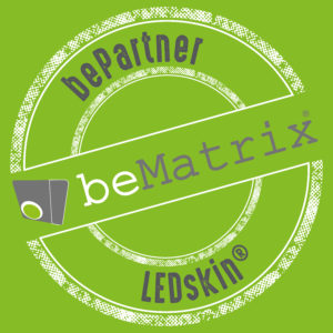 bePartner beMatrix LEDSkin