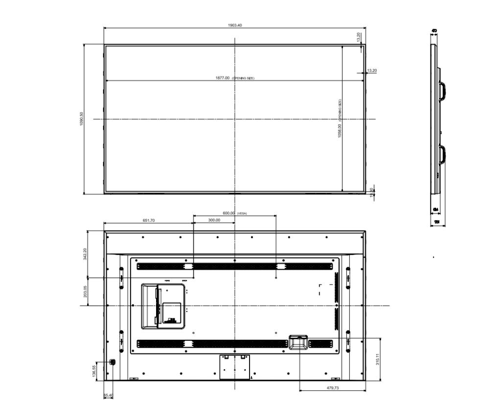 QM85D-Zeichnung