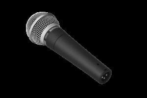 Shure SM58 Handmikrofon