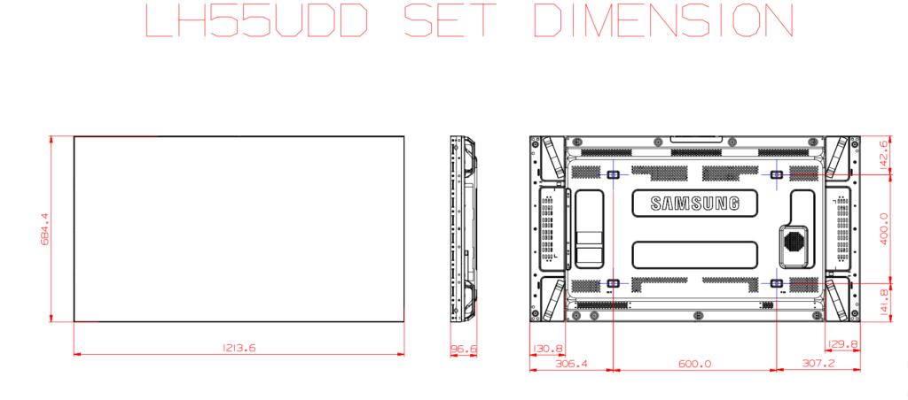 UD55D-Zeichnung