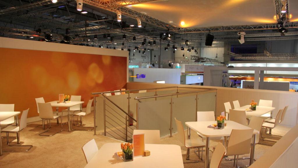 Lichtstimmung im Corporate Design