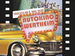 Autokino Wertheim Werbung