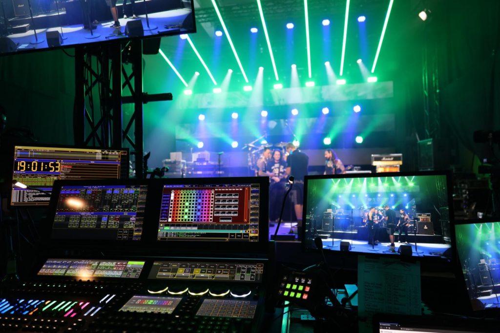 AVMS Musikstudio Liederbach Live-Streaming