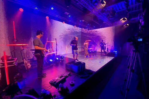 AVMS Music Studio Auftritt Hemmingen