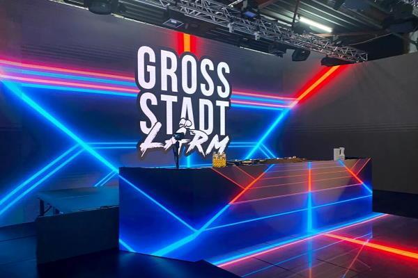 AVMS Music Studio Großstadtlärm Hemmingen