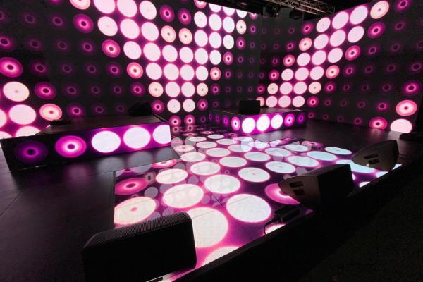 AVMS Music Studio LED-Corner Hemmingen