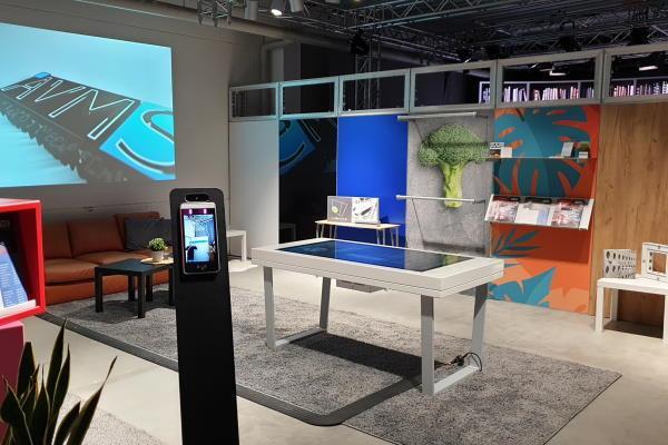 AVMS Studio Liederbach Media Lounge
