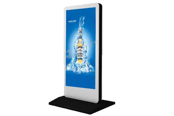 INFiLED Auto Running LED Screen Stand vertical