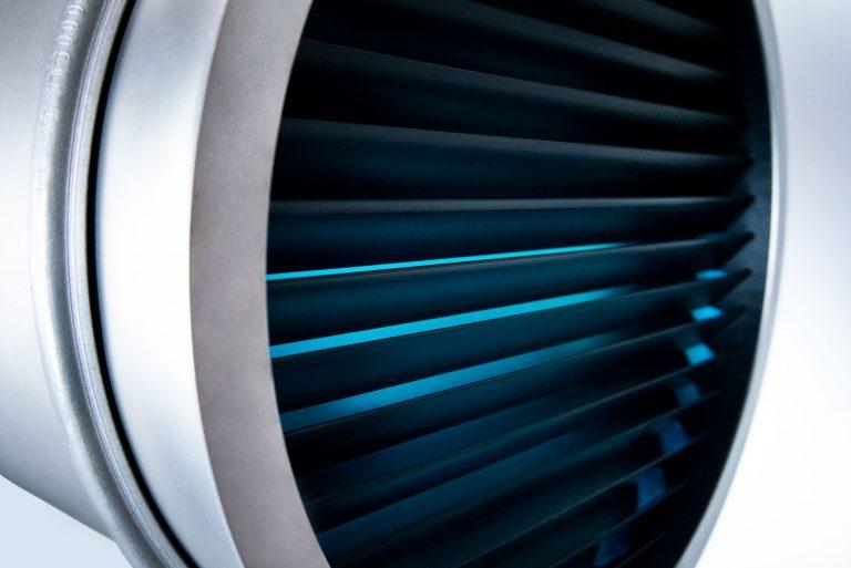 airGUARD Tube 800 Luftentkeimer