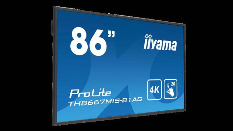iiyama Prolite TH8667MIS-B1AG Touchmonitor