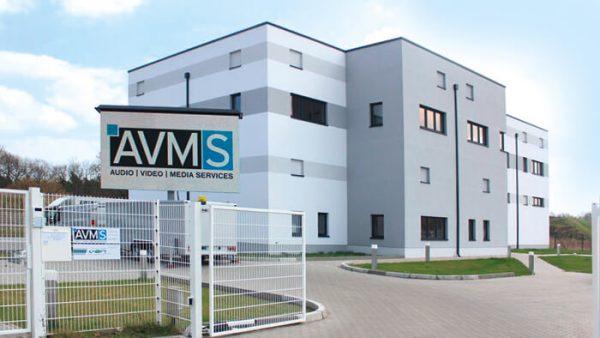 AVMS GmbH Firmensitz Potsdam